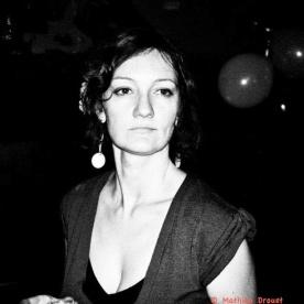 Julie Clément par Mathieu Drouet
